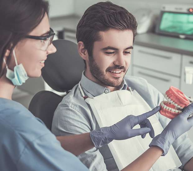 Hyattsville The Dental Implant Procedure